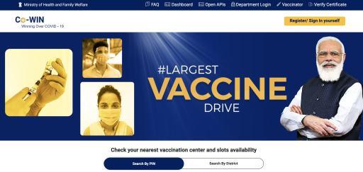 COVID Vaccine Certificate Download Process