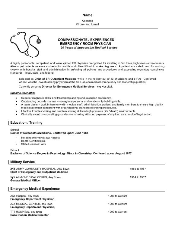 Cover Letter For Neonatologist