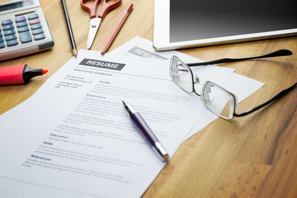How To Start A Resume: Choosing The Right Introduction  Cvs Resume Paper