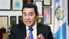 Jimmy Morales | National Convergence Front Party