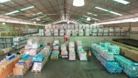 A warehouse, belonging to a company with links to the opposition, full of essential items was discovered in the western state of Zulia