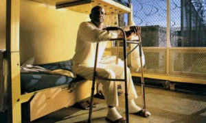 US aging in prison