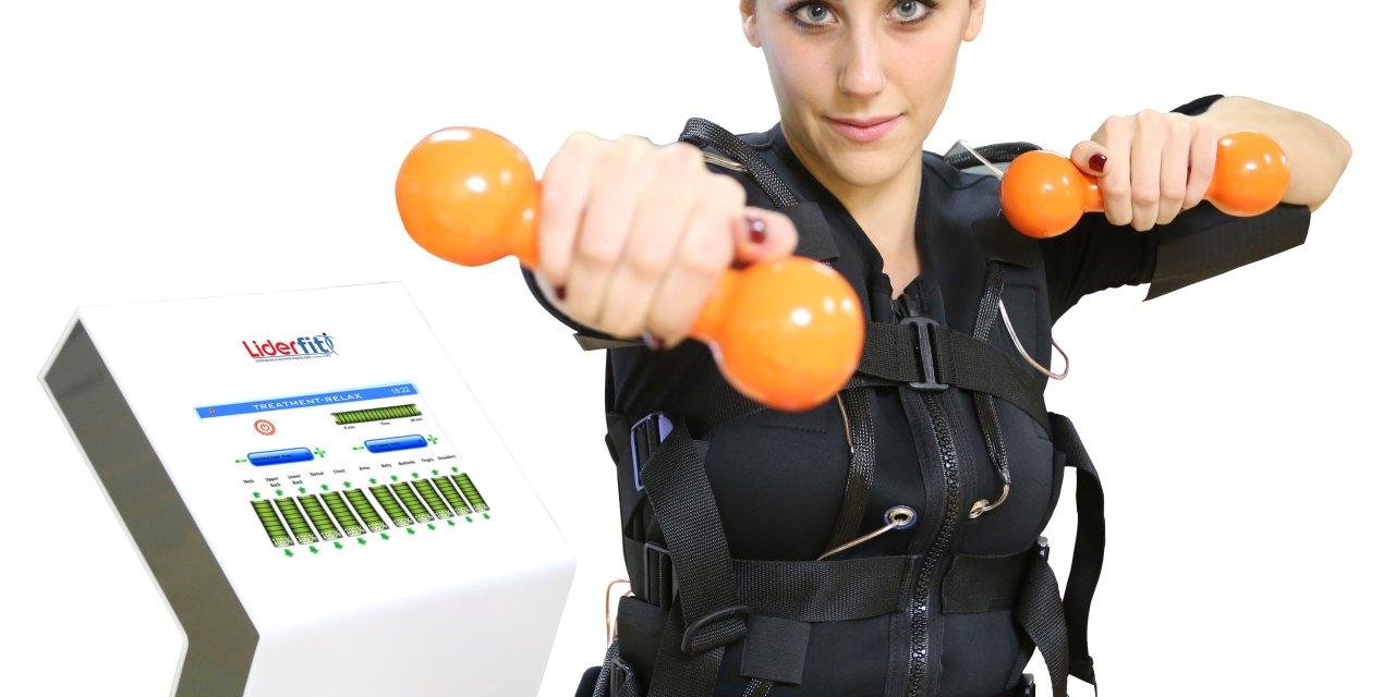 Entrenamiento con electroestimulación, bio-jacket