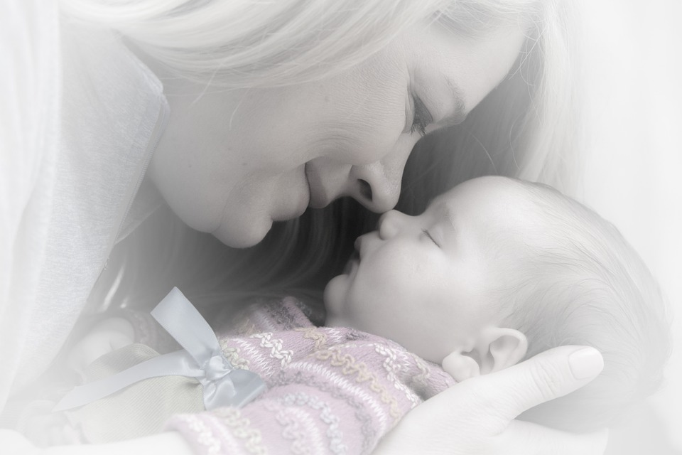 El primer día con tu recién nacido