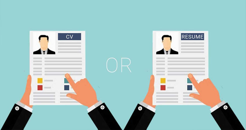 CV or Resume: Is There A Difference and Which One is Better