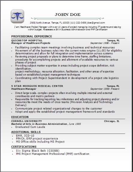 Medical Professional Resume Occupationalexamplessamples Free Edit With Word