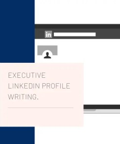 Executive LinkedIn profile writer