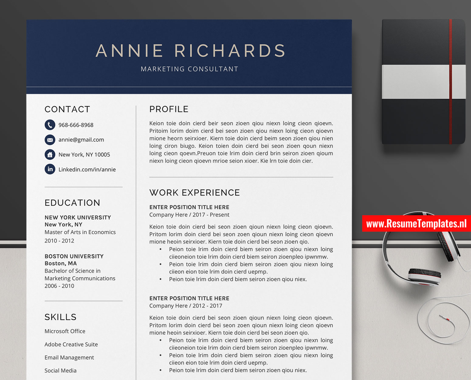 Search sample resumes by your professional industry. Cv Template Resume Template For Ms Word Professional Resume Simple Resume Modern Resume 1 3 Page Resume Design Teacher Resume Best Selling Resume Instant Download Resumetemplates Nl