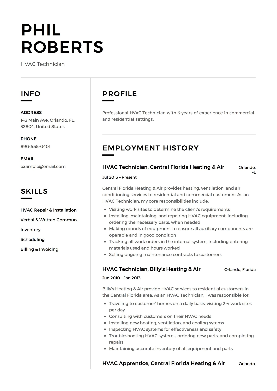 Resume Builder Resumeviking Com