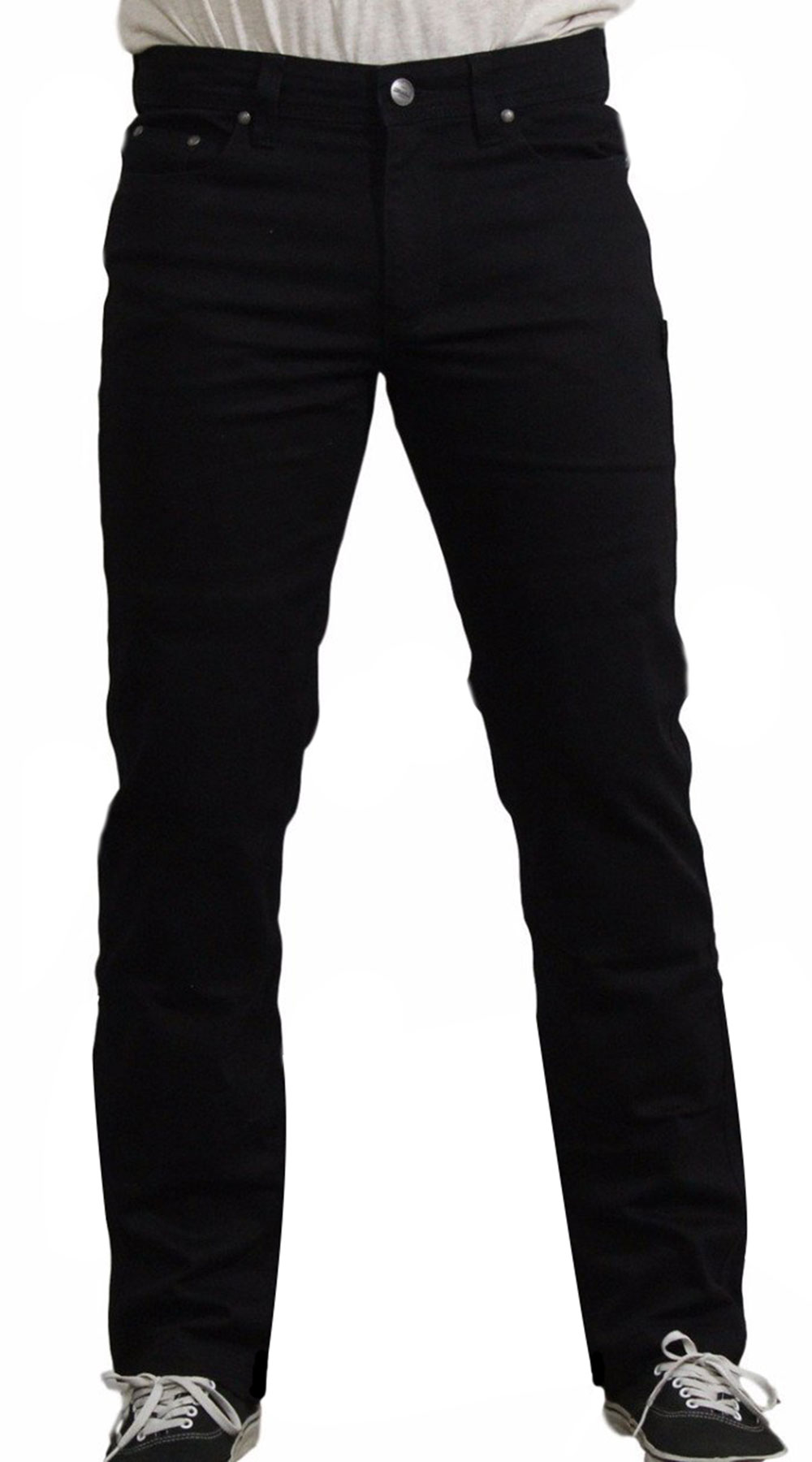 MENS NEW WAVE JEANS : BLACK
