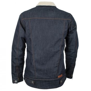 resurgence gear sherpa jacket blue