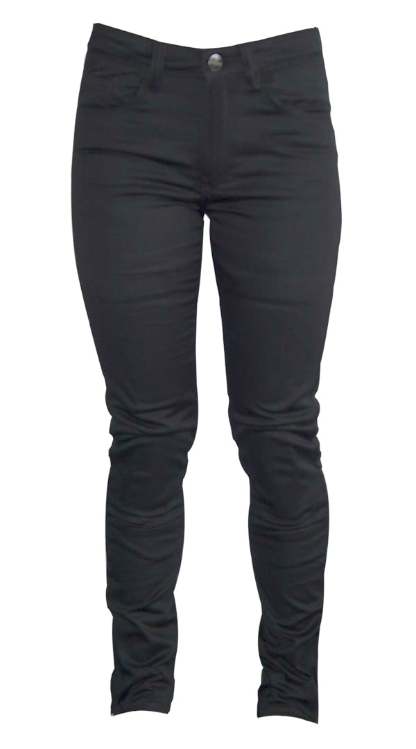 WOMENS BLACK LEGGINGS : SARA JANE