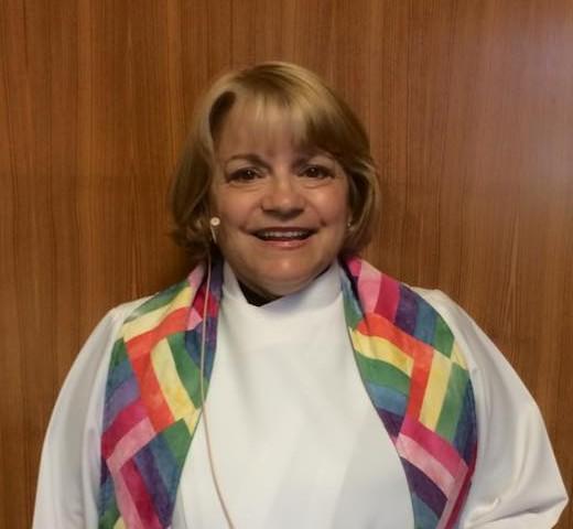 Pastor Karen Bates Olson