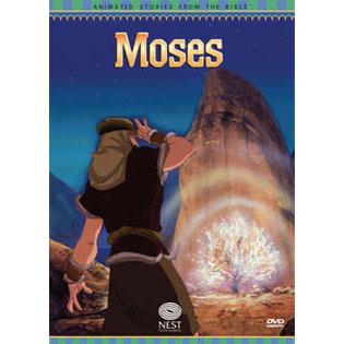 Moise - desene animate