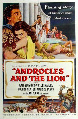 Androcles si leul