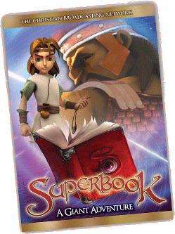 Superbook - A Giant Adventure - desene animate