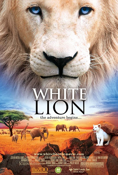 White Lion - Legenda leului alb
