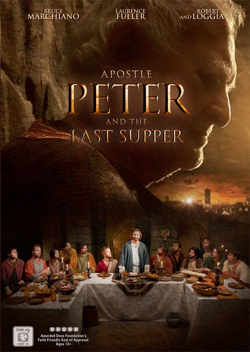 Apostle Peter and the Last Supper (2012)
