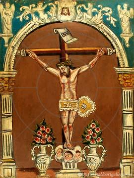 Cristo Crucificad 3