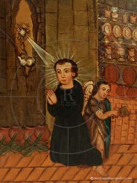 Male Saints