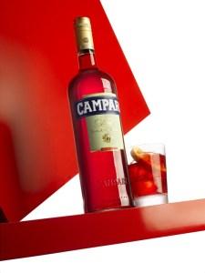 Noua sticla Campari