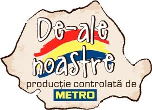 Logo De-ale noastre