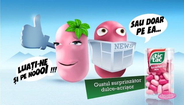 Umor dulce-acrisor de la Lowe&Partners si TicTac pe DN 1