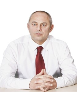 Fotografie Frederic Bellon Director General Auchan Romania