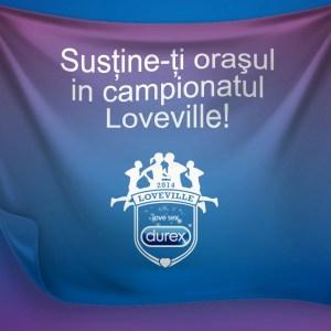 Campanie Durex LoveVille 2