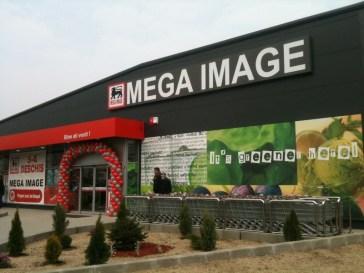 Mega Image Pod Baneasa