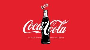 Sticla Contur Coca-Cola 4