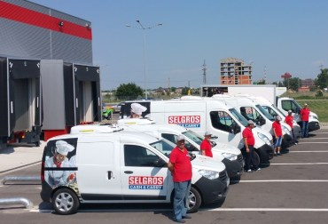 Selgros lansare distributie Bucuresti