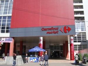 Carrefour Market Cluj Leul