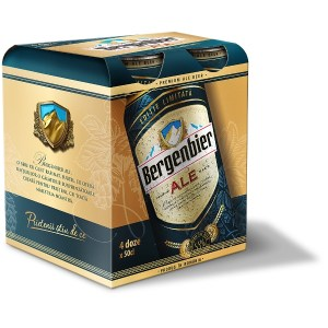 Bergenbier ALE - CAN 4 pack