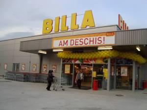 Preluarea BILLA de către Carrefour