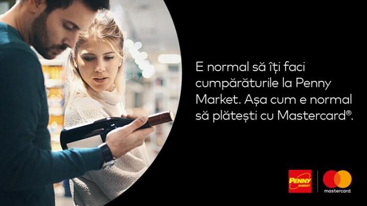Mastercard - Penny Market