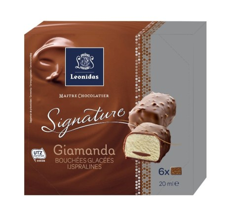 Leonidas Giamanda praline 6x20ml