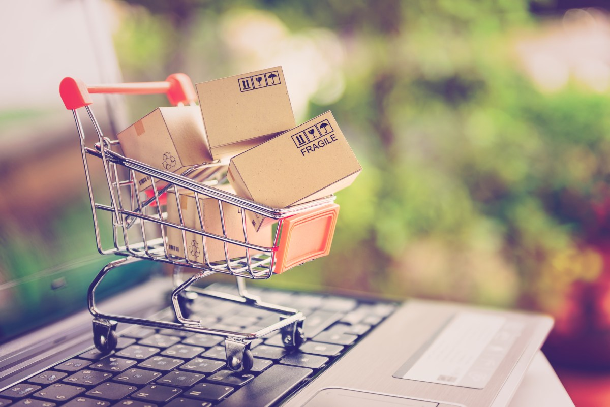 Are customers using click and collect?