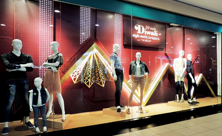 Vm Amp Rd Retail Design Awards 2018 Pantaloons Festive Window