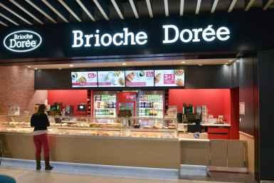 Tradizionale Brioche Dorée