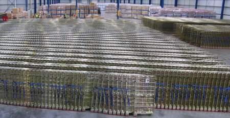 Rollcage Supermarket Order