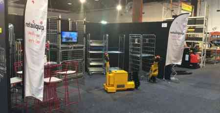 Materials Handling Logistics Expo New Zealand