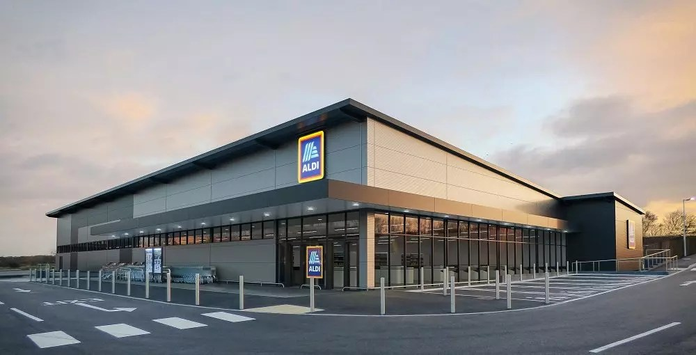 Aldi usurps upmarket rival Waitrose as UK's favourite supermarket
