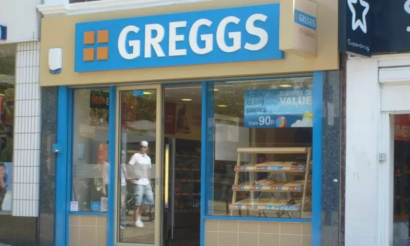 Greggs posts seventeenth quarter of sales growth