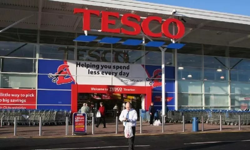 Tesco to