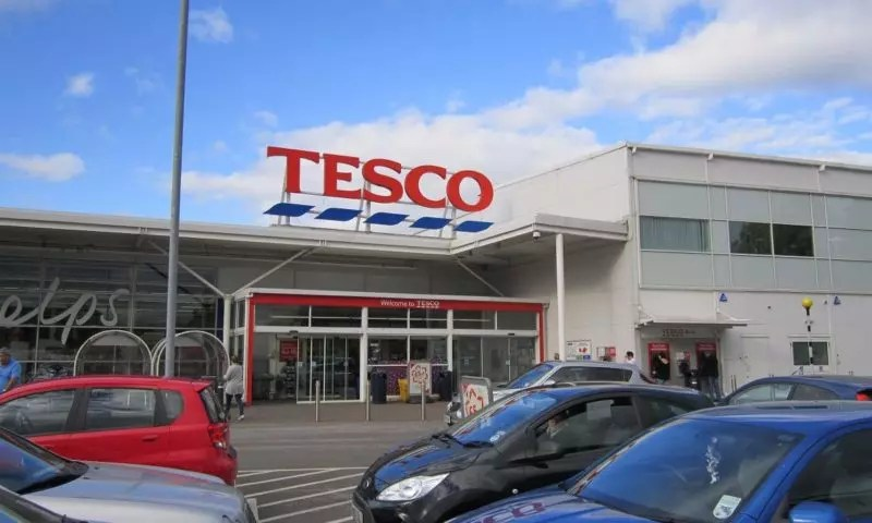 Britain's Tesco faces record $5.6 billion equal pay claim