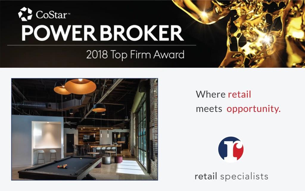 RSI Costar Power Broker Award