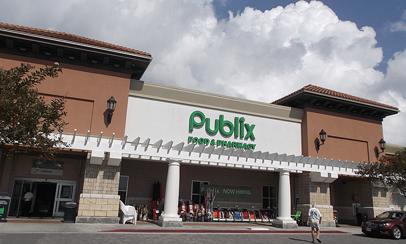 Publix at The Shoppes at Palm Pointe
