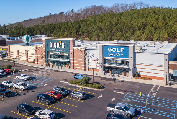 Lee Branch Dick's and Golf Galaxy