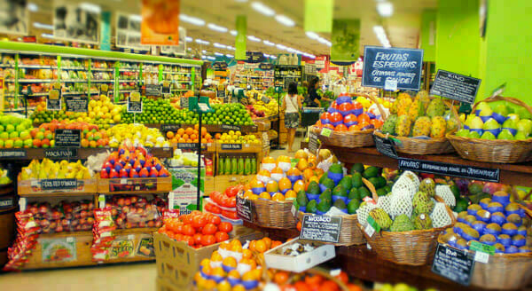 supermarket retail grocery